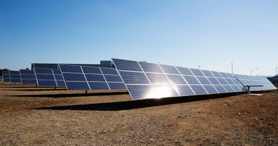 single axis solar trackers
