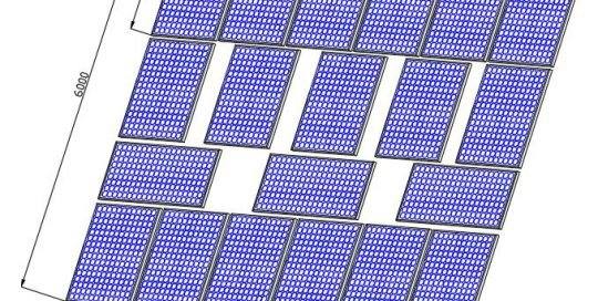 dual axis solar trackers