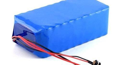 batteries package