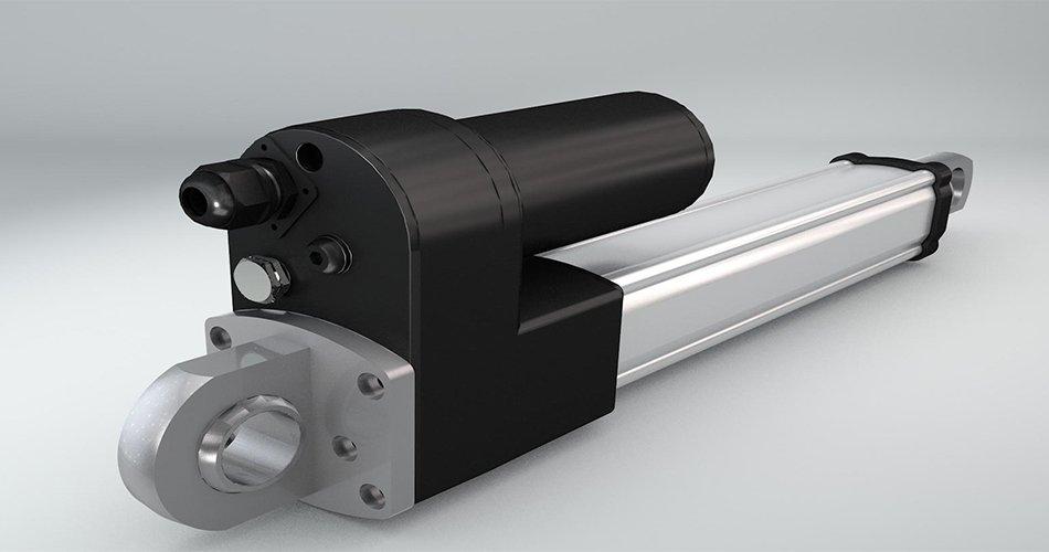 solar tracking system motors