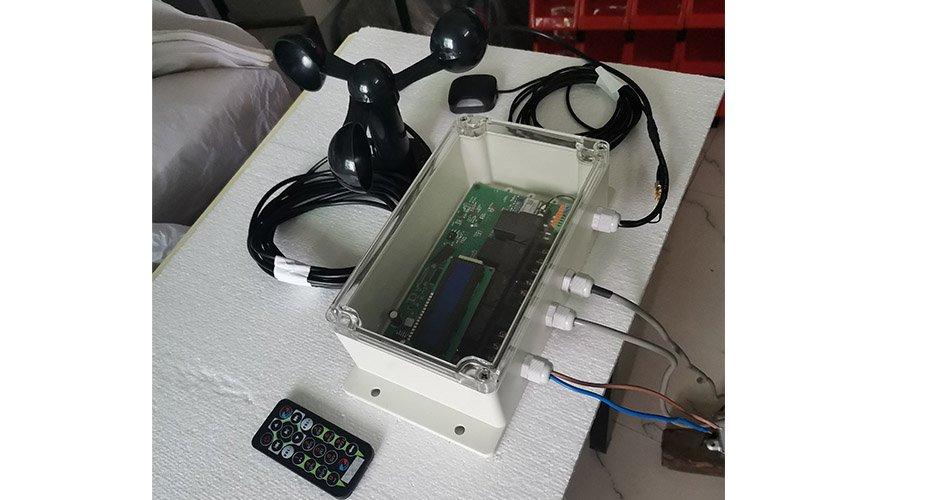 solar tracker controller GPSST-S2