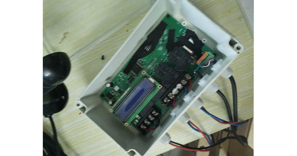 Solar tracker controller GPSSST-C